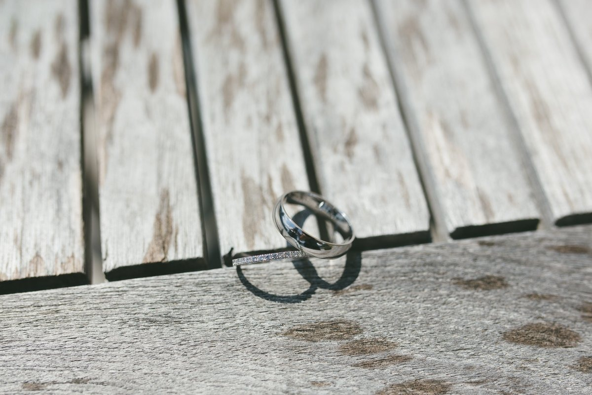 Lake como wedding photographer. Rings