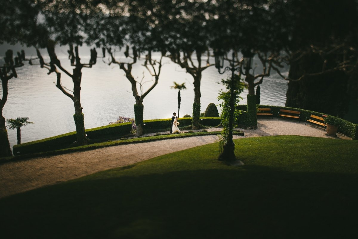 Villa Balbianello Wedding