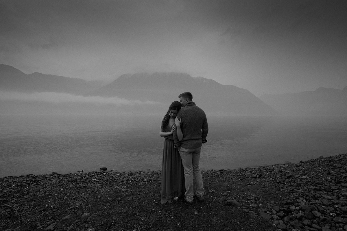 Como Lake engagement Wedding Photographer