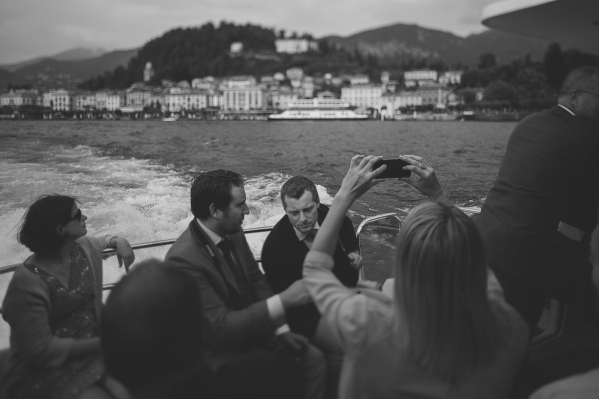 wedding photographer lake como villa balbianello