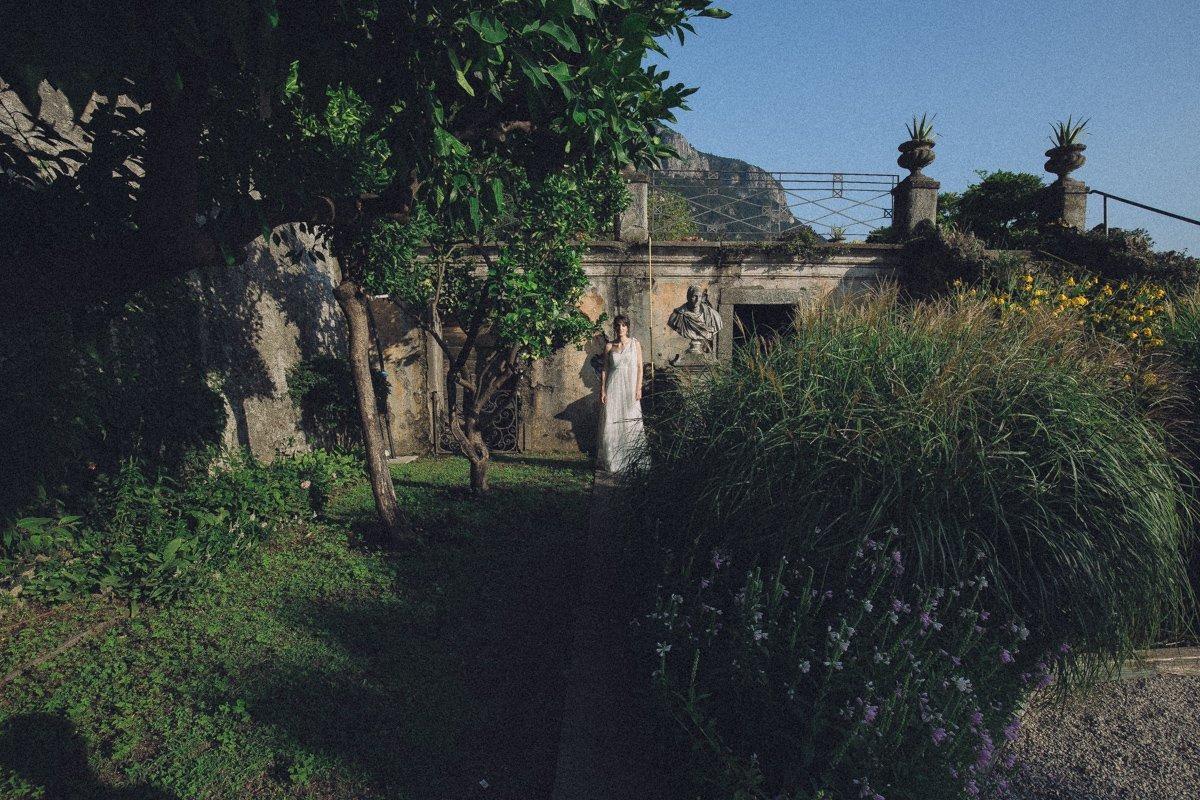 Elopement in Italy