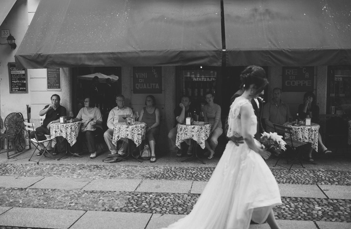 Lake Orta Wedding
