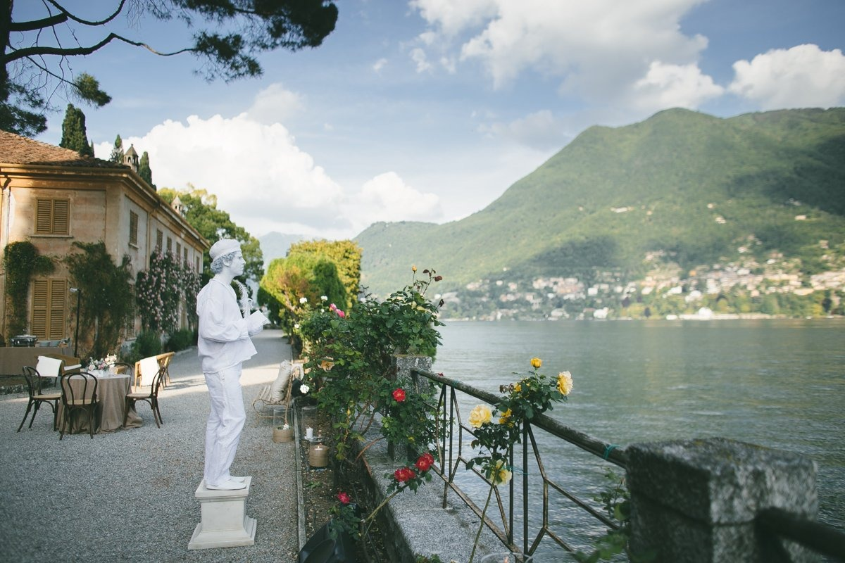 Villa d'Este wedding. Italian lakes wedding. Como Lake destination wedding photographer