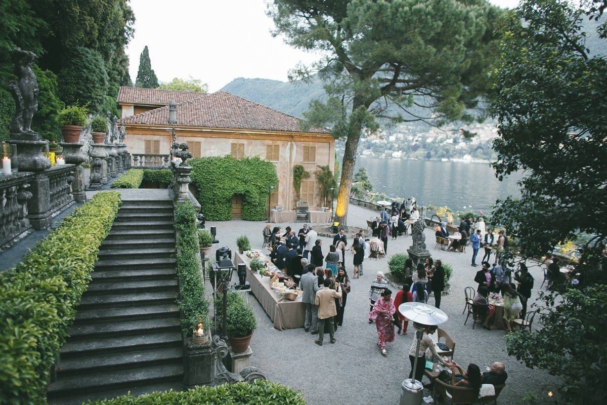 Italian Lake Wedding Photographer