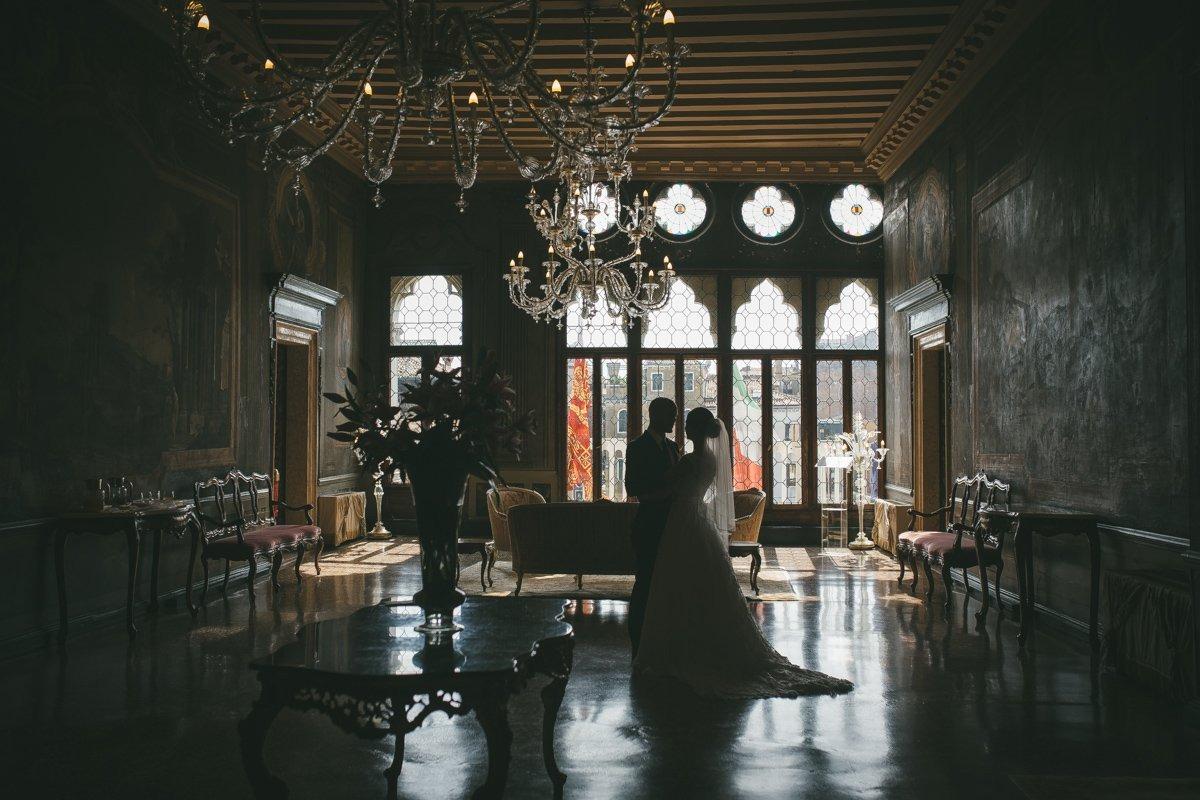 Wedding Photographer Venice ca sagredo