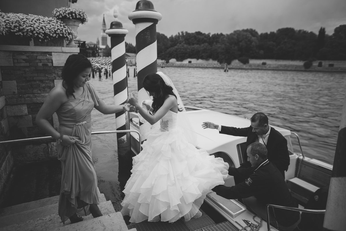 wedding photographer venice cipriani