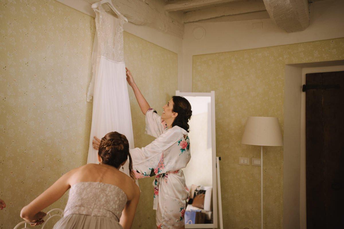 Italian wedding in Lake Garda and Mantua. Bridal Gown , vintage wedding in Italy