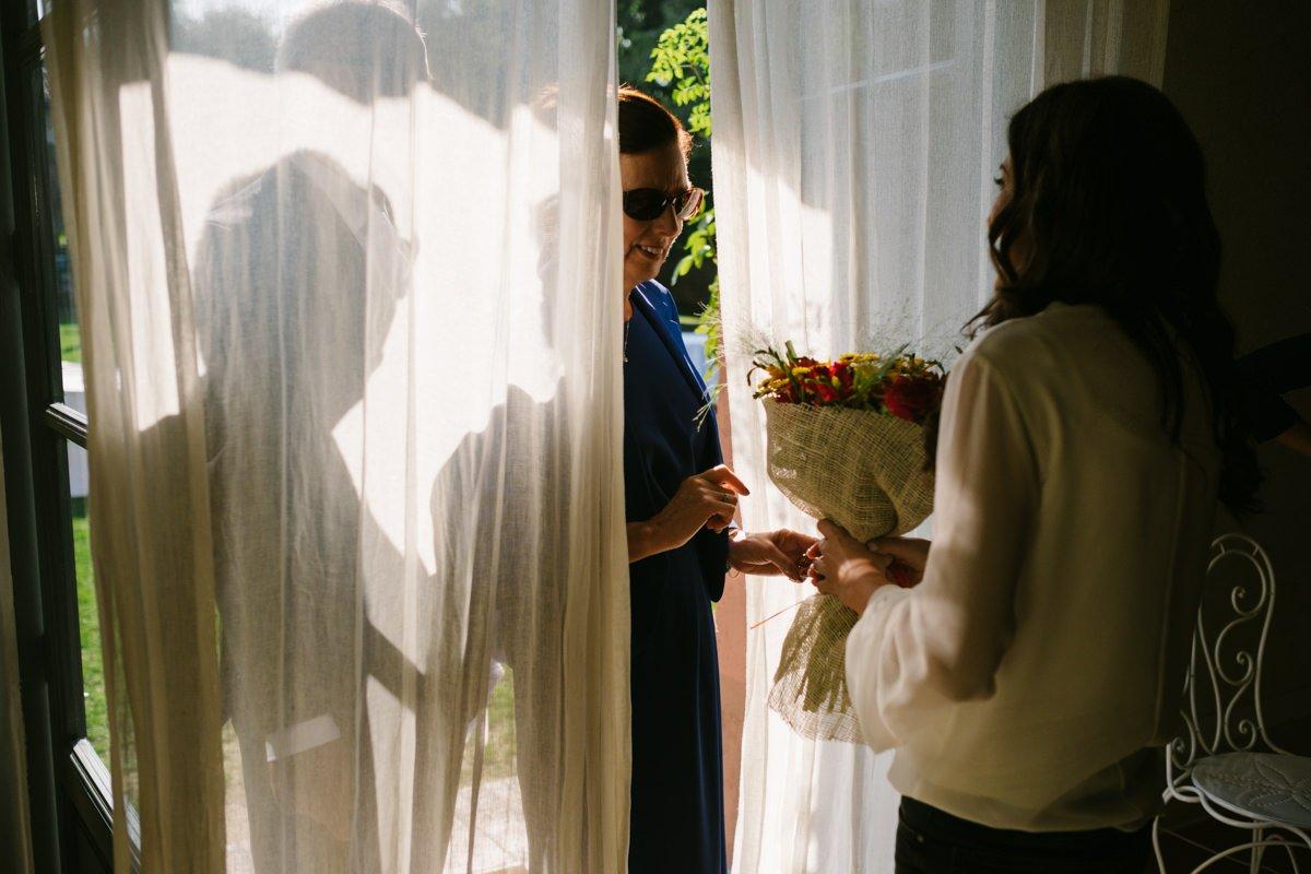 Italian wedding in Lake Garda and Mantua. Bridal bouquet, wedding in Italy