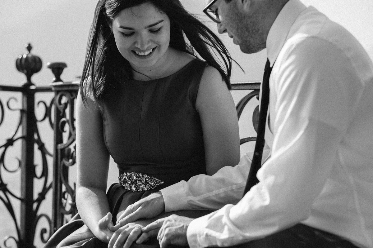 Wedding proposal lake como italy. Couple shoot