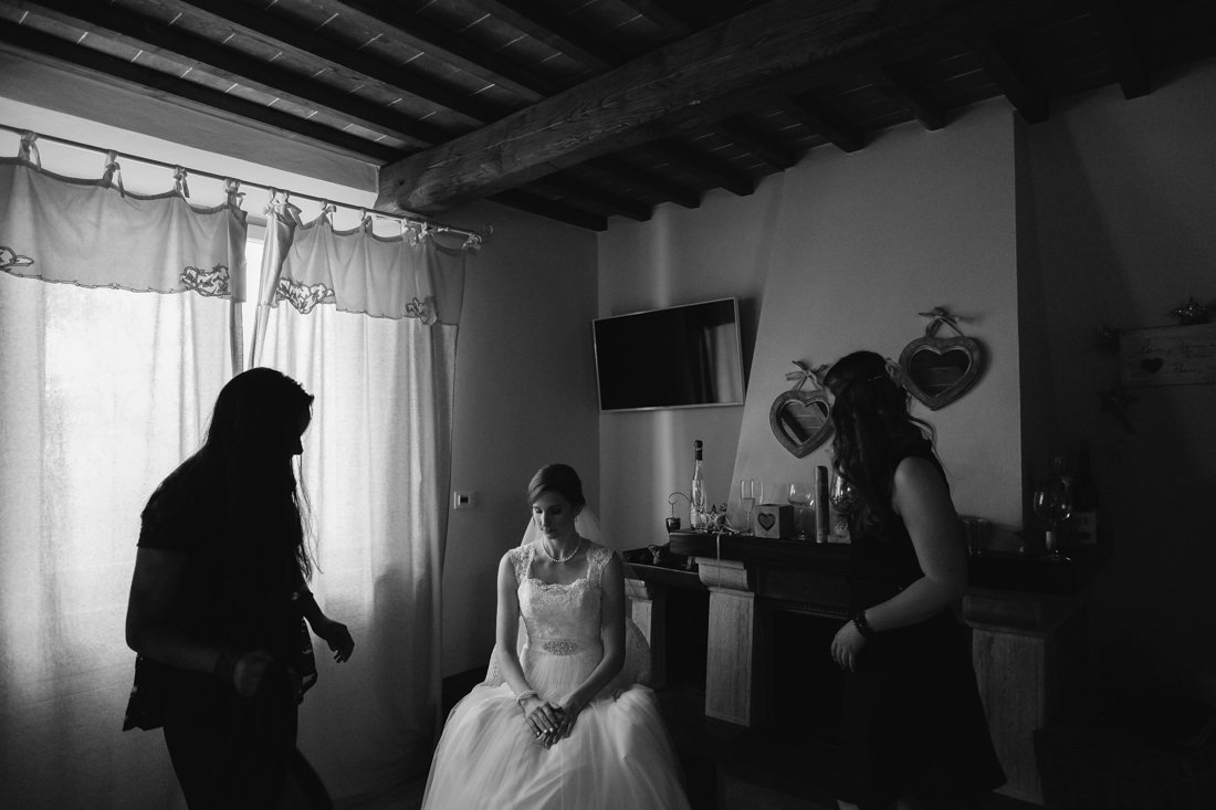 pienza wedding photographer