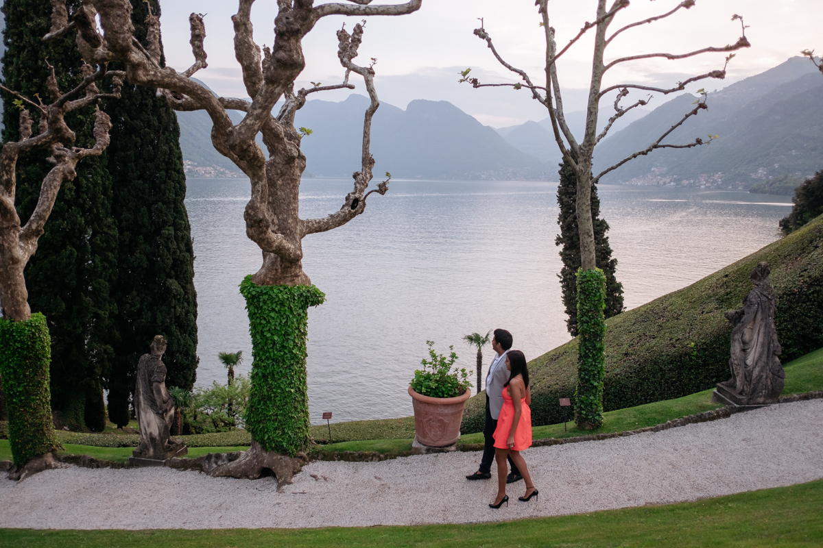 MARRIAGE PROPOSAL VIDEO ON LAKE COMO