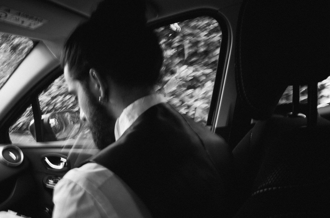 Wedding photographer in Lake Como. Groom. Civil Wedding in Italy