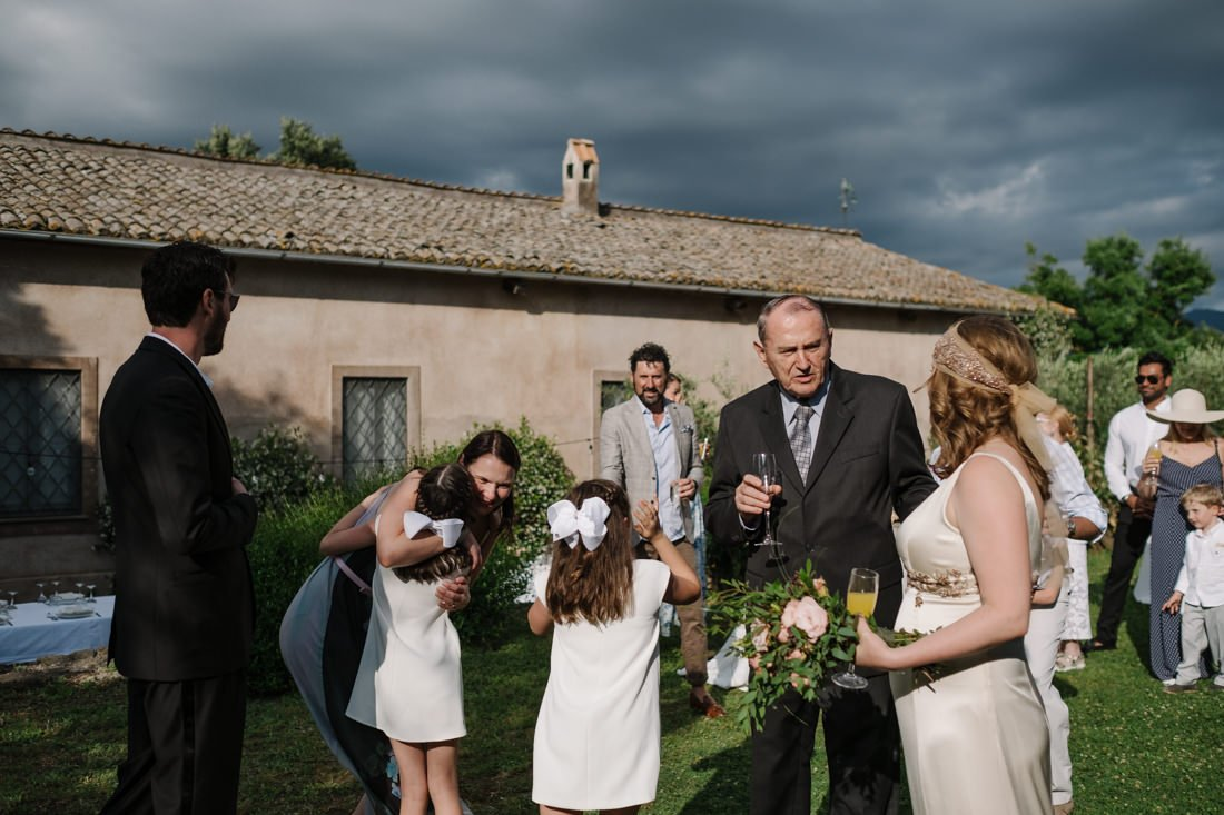 Wedding Photographer Casale del Gallo | Rome