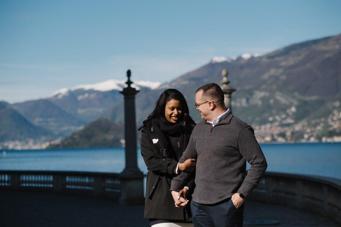 Lake Como wedding proposal | Italy wedding photographer