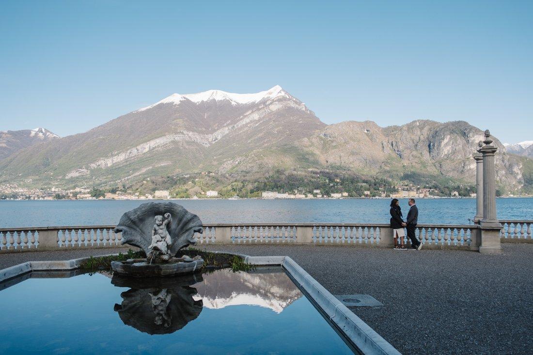 Lake Como engagement session | Italy wedding photographer
