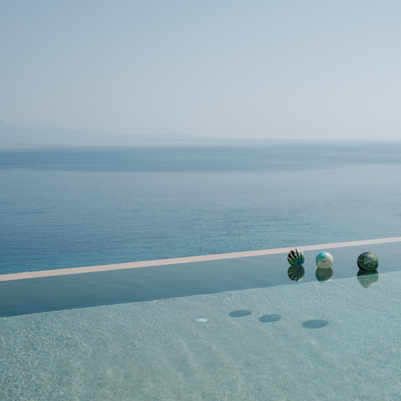 Beach wedding photographer in Mykonos, Greece