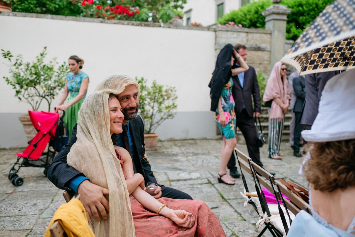 Borgo Poggitazzi wedding in Tuscany