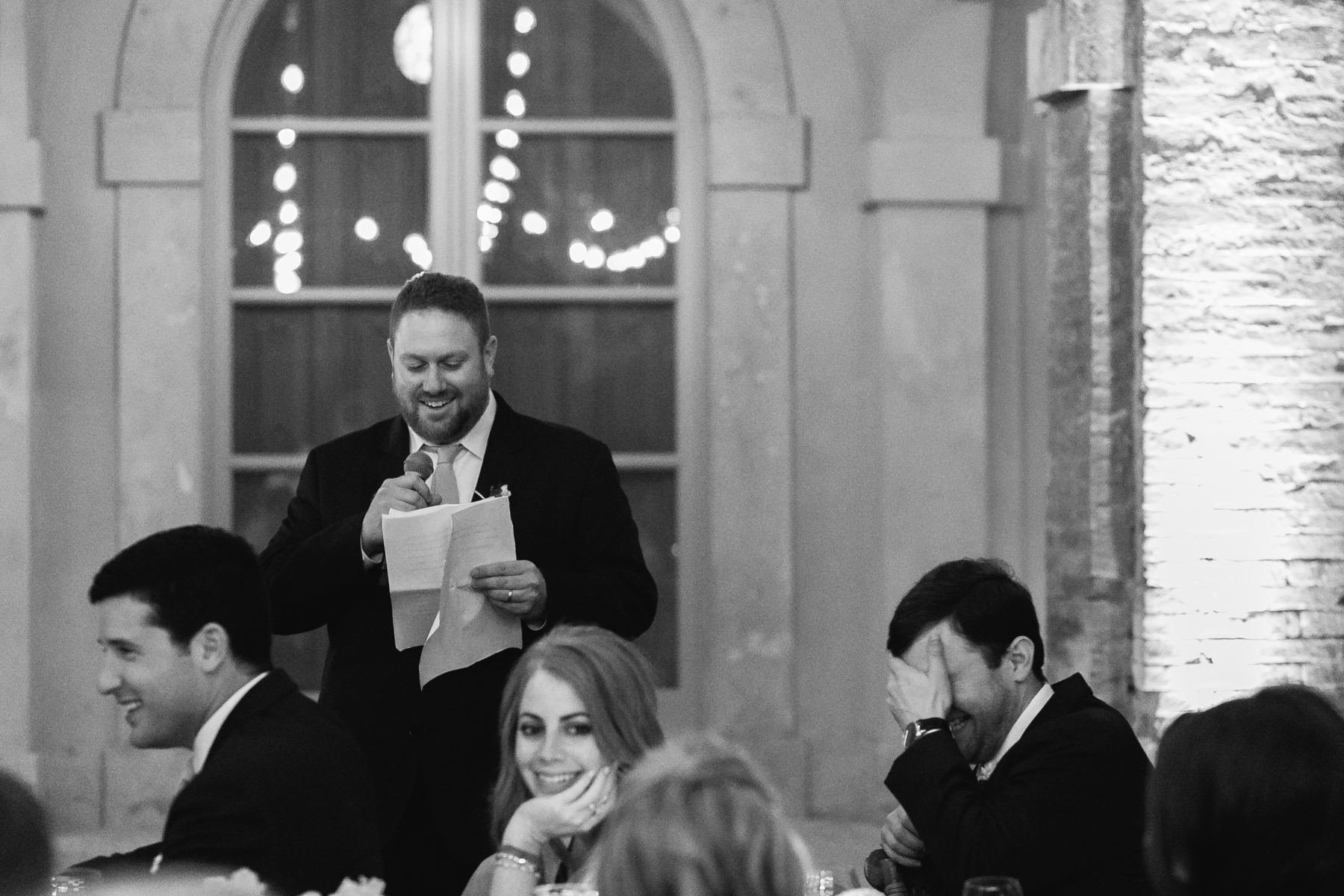 la foce wedding