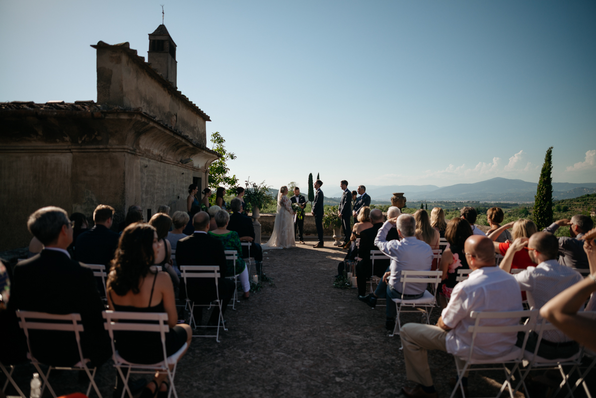 perfect wedding venue in Florence