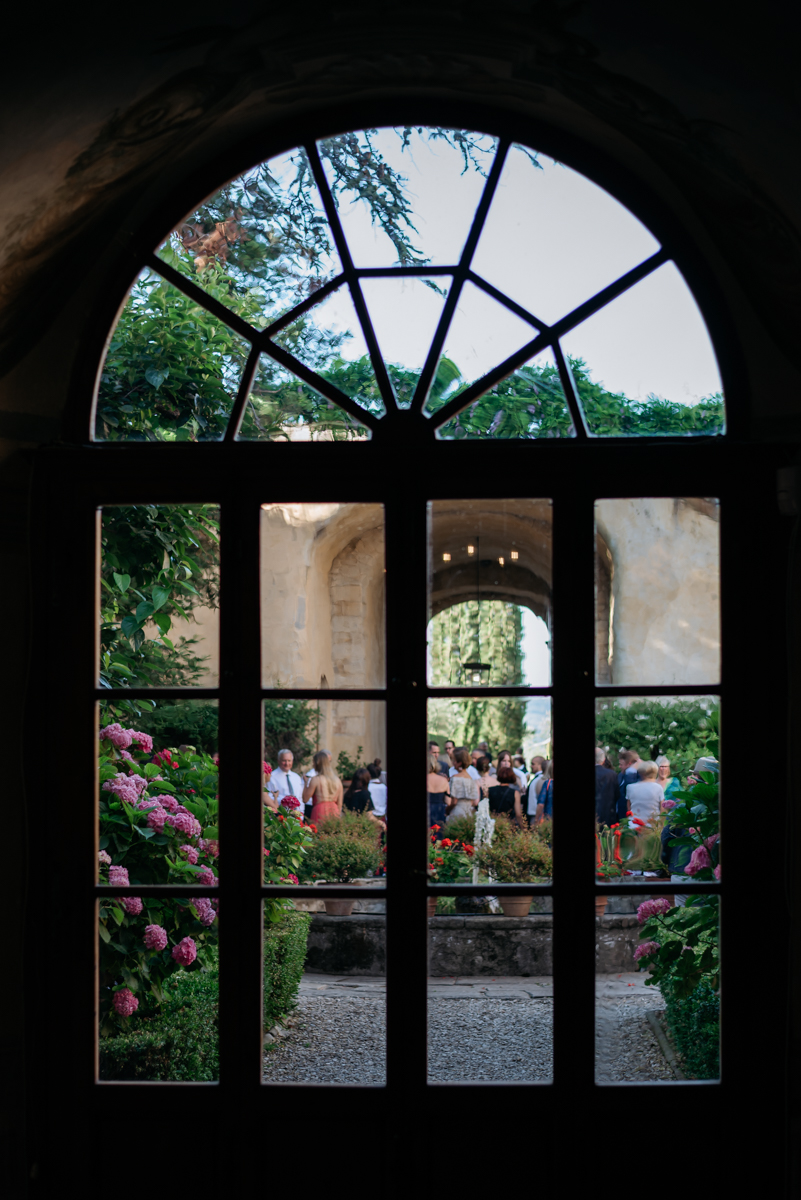 Wedding in Tuscany at Villa Medicea di Lilliano