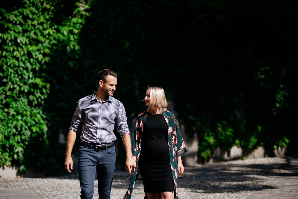 Engagement photographer Lake Como