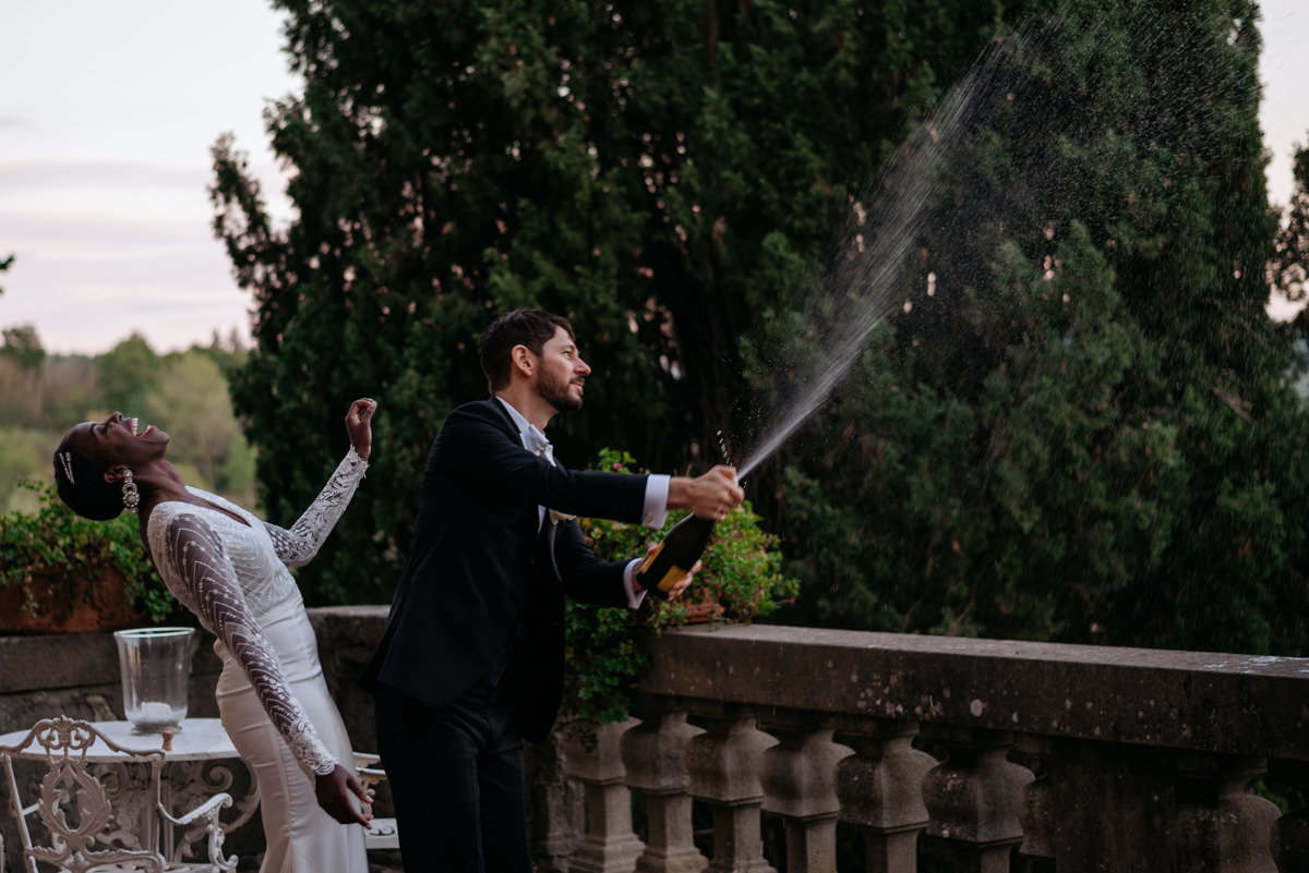 best wedding photos in Italy