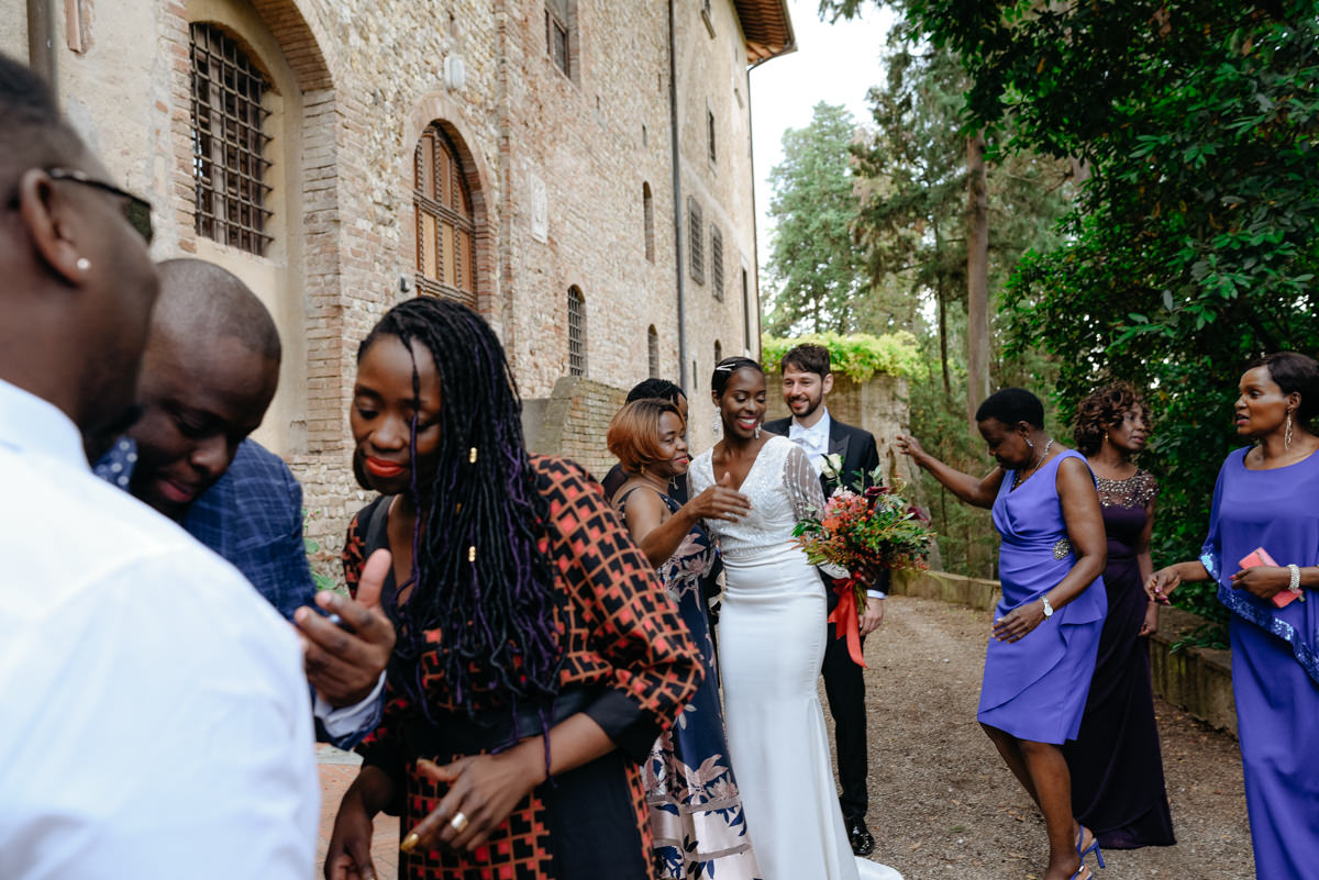 documentary wedding photography in italy