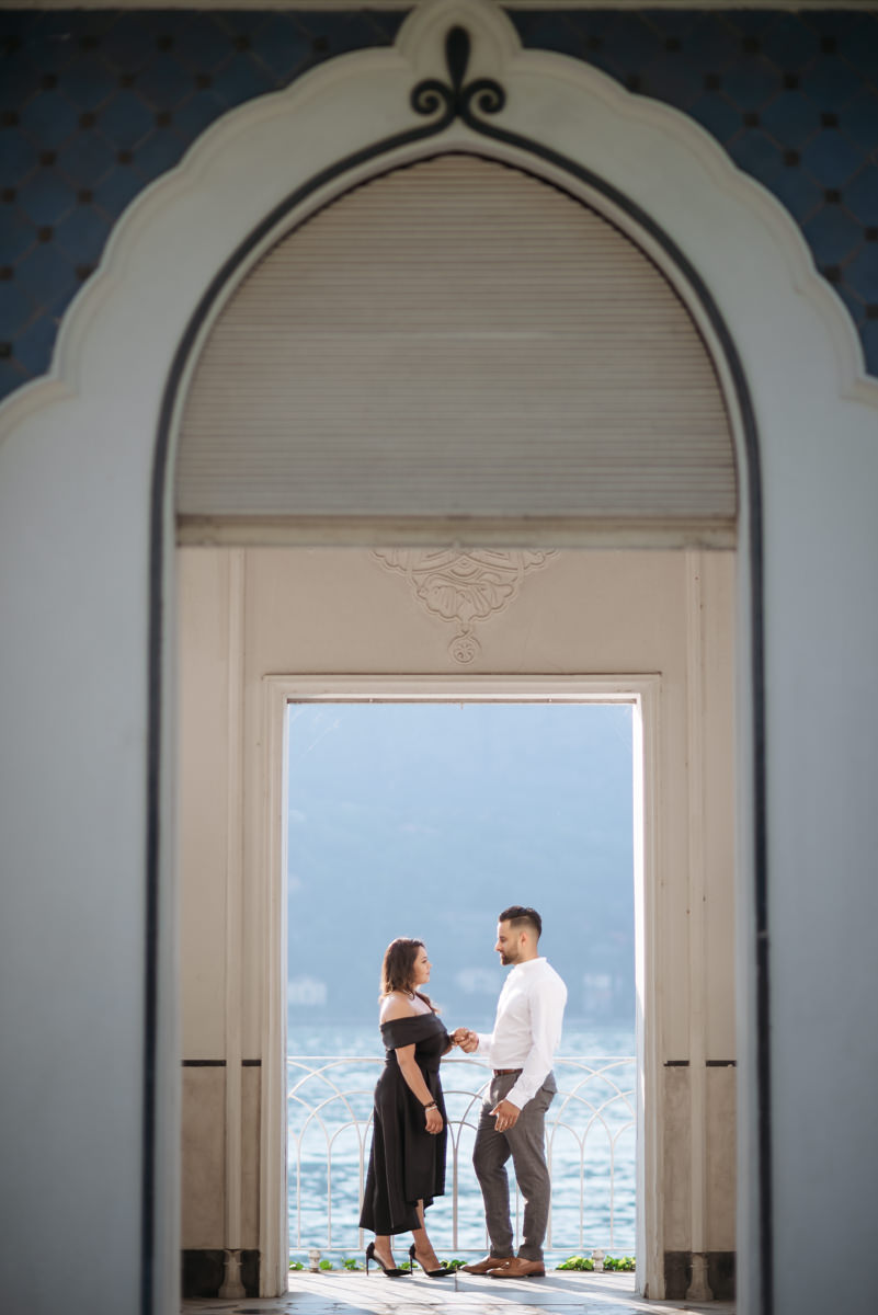 wedding proposal pics in Lake Como italy