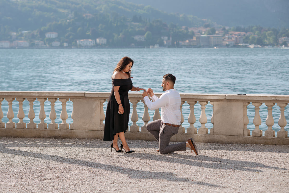 how to propose in italy