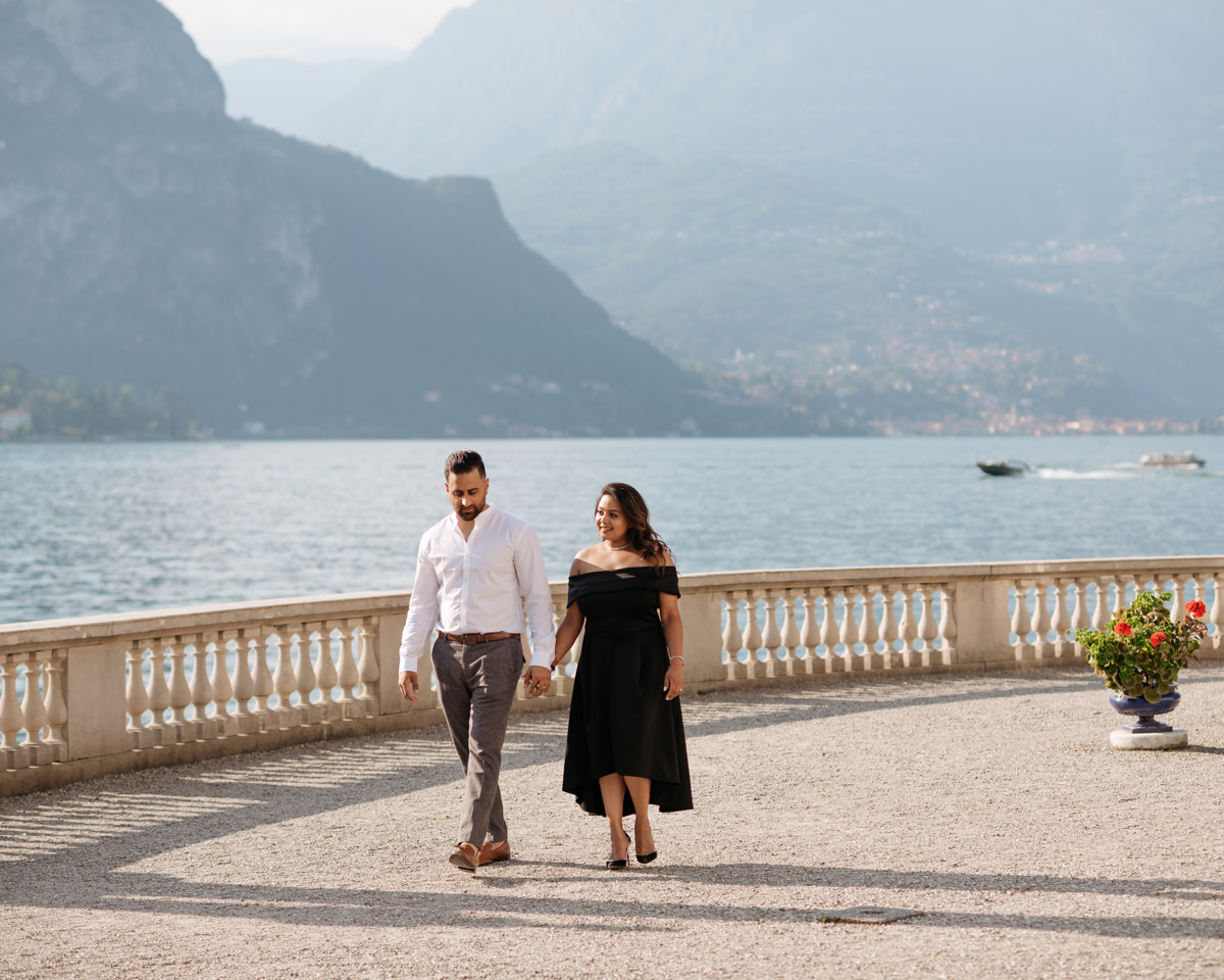 Where to propose in Italy - Bellagio Lake Como
