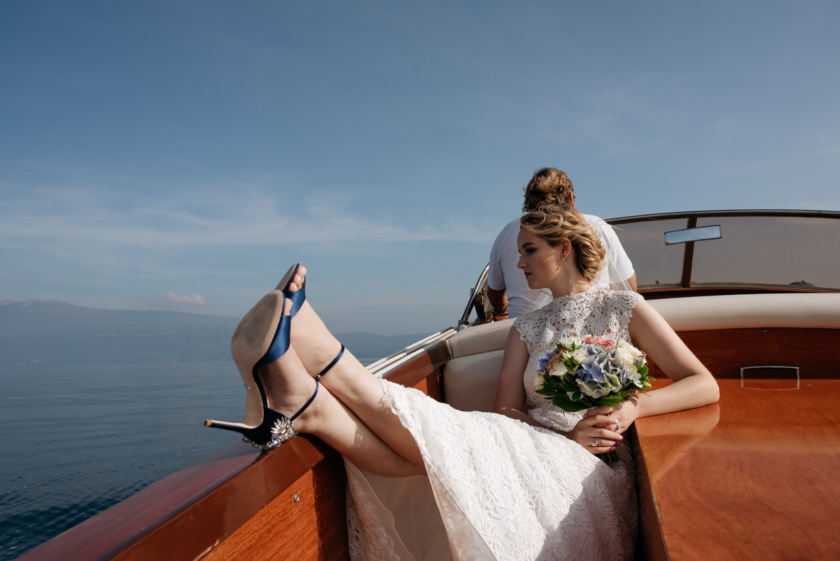 Elopement Lake Garda Italy