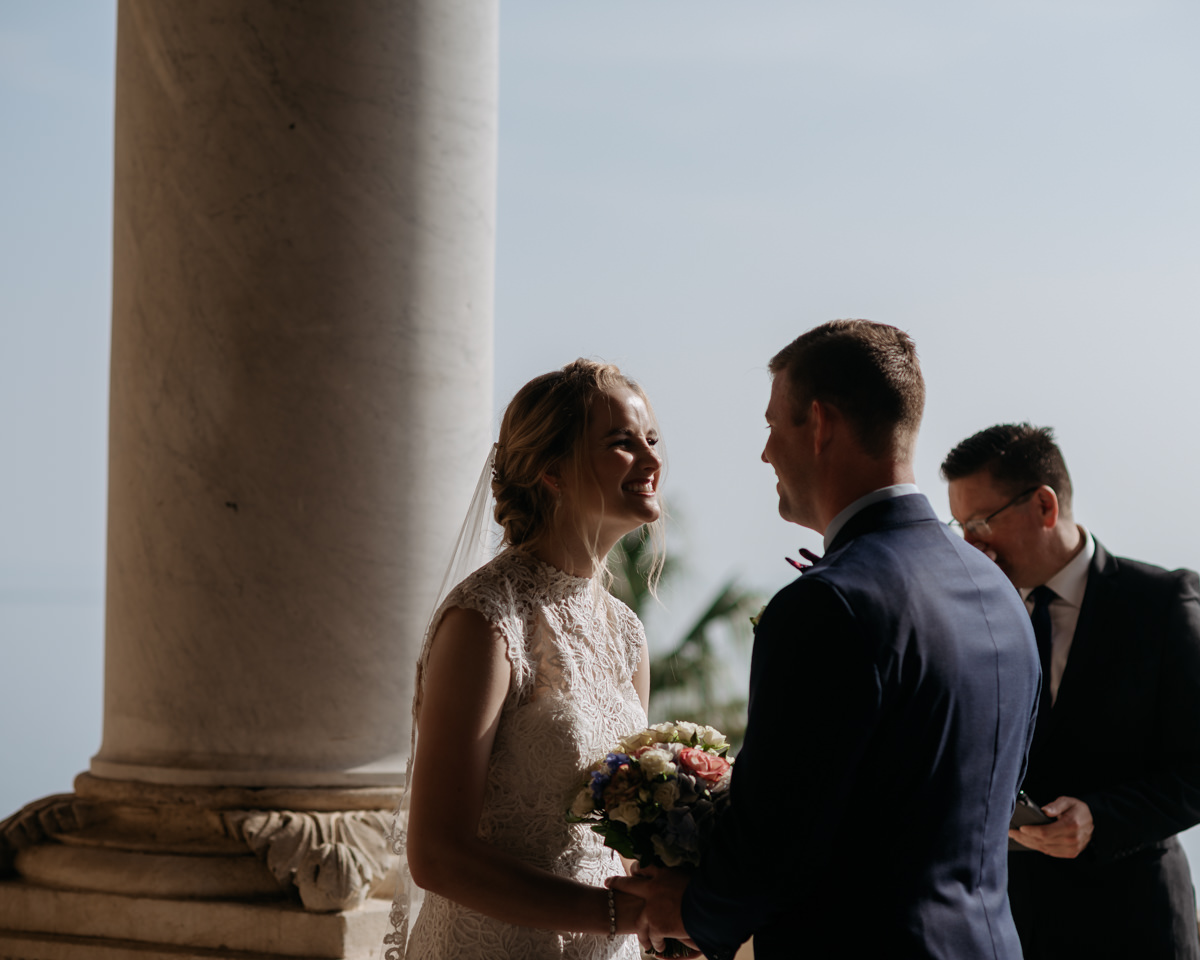 ceremony ideas for elopements in Italy