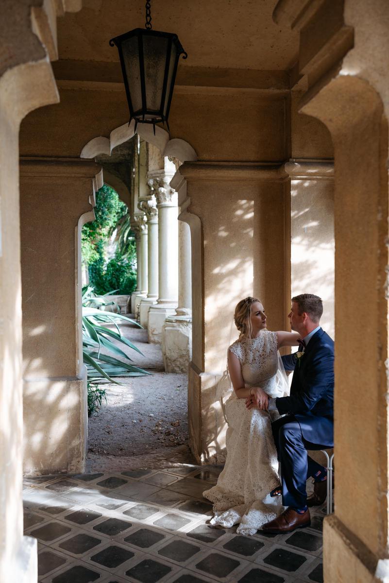 creative wedding photographer Italy