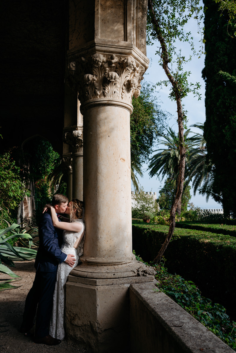 beast wedding photo Italy