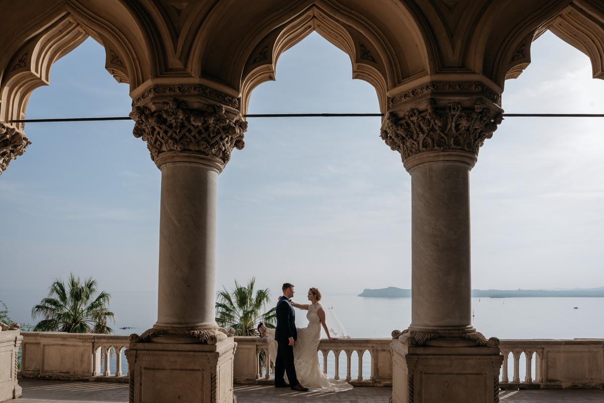 Lake Garda wedding venue for an elopement