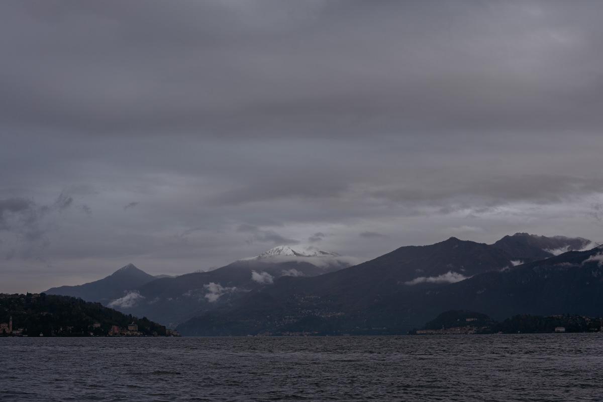 Lake Como in November